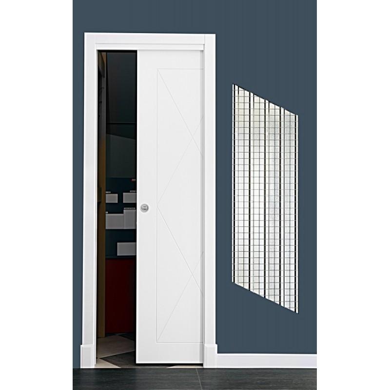puerta lacada blanca simple foto de puerta lacada blanca