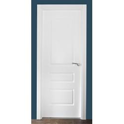 Puerta modelo 430 lacada blanca