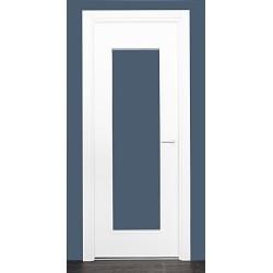 Puerta modelo lisa 1V lacada blanca