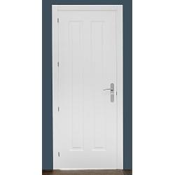 Puerta modelo 200 lacada blanca
