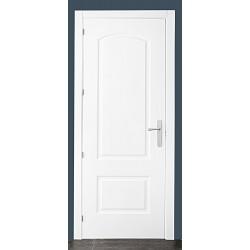 Puerta modelo 270 lacada blanca