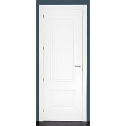 Puerta modelo 202 lacada blanca