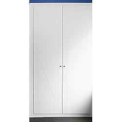Puerta armario corredera modelo 7 lacada blanca