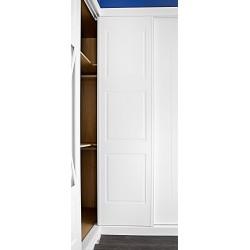 Puerta armario corredera modelo 2 lacada blanca